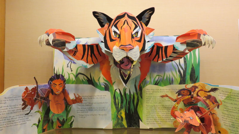 Expanding Imagination: The Art of Pop-up and Movable Books