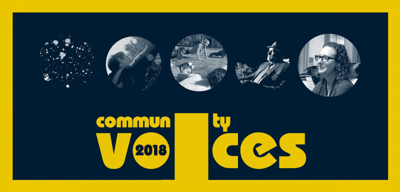 COMMUNITY VOICES Documentary Screening and Filmmaker Q&A - May 3