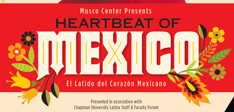 Musco Center's Heartbeat of Mexico Festival Expands to Two Days