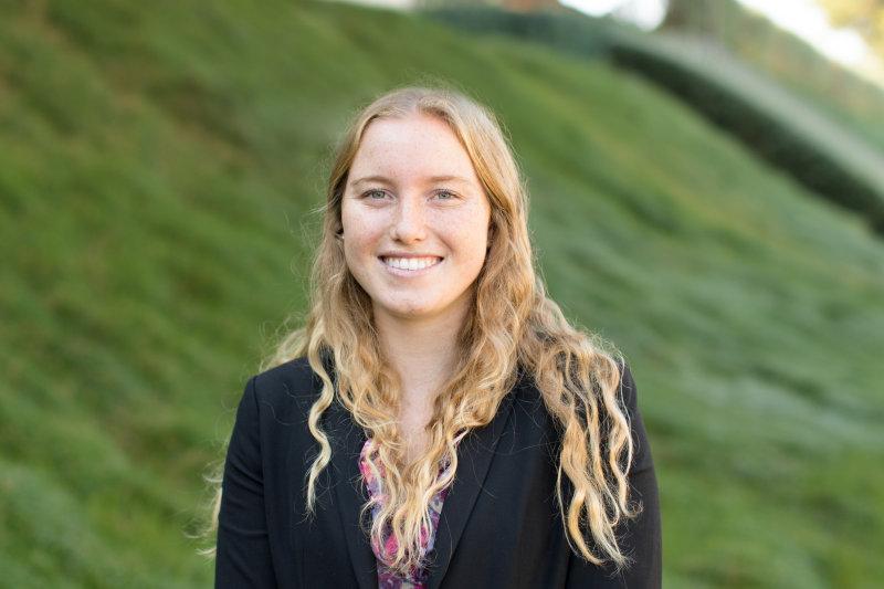 Internship Spotlight: Katie Page '18