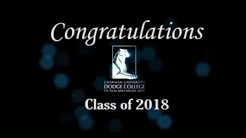 So proud of the 2018 graduating class! View the whole commencement reel here: https://t.co/FJNcRkhpDx https://t.co/pz1B4ViXQu
