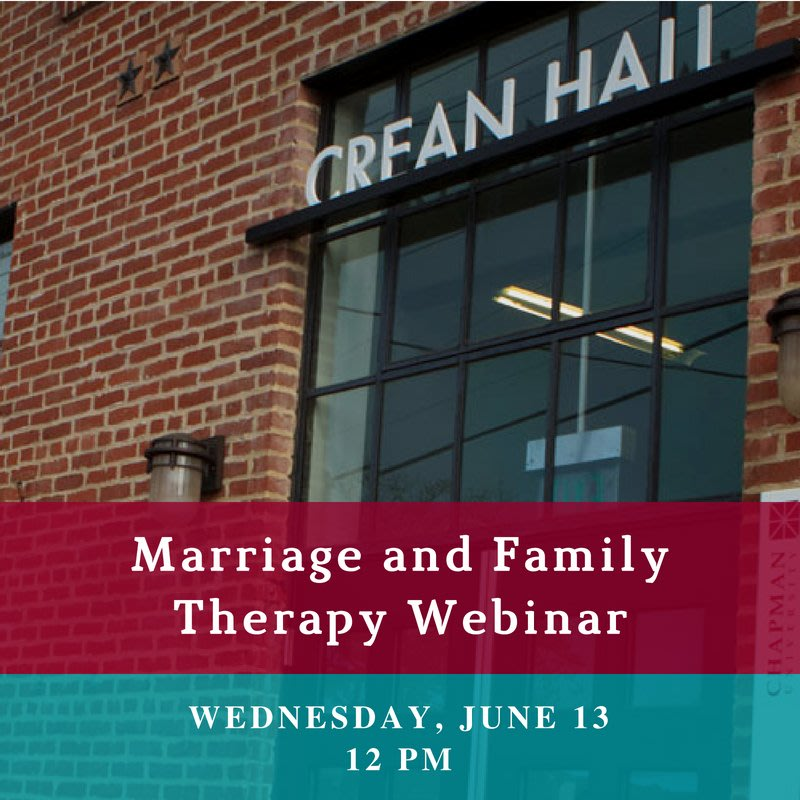Learn about Marriage and Family Therapy in our webinar! https://t.co/LwkdFxW9th https://t.co/tI6MN7EK74