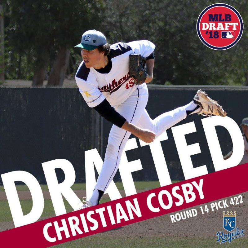 ICYMI: @christian_cosby became the 10th Panther in our DIII history to be drafted! #weCUcosby👀 #ChapmanU https://t.co/FphiLFuVjt