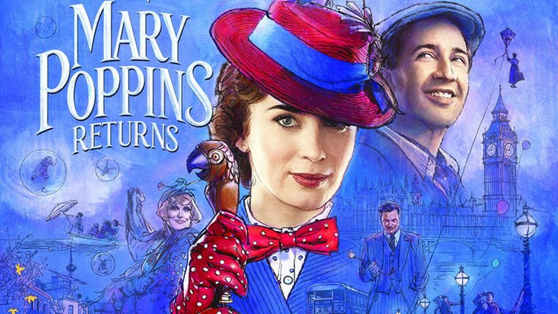 AES Holiday Pre-Release Screening: MARY POPPINS RETURNS