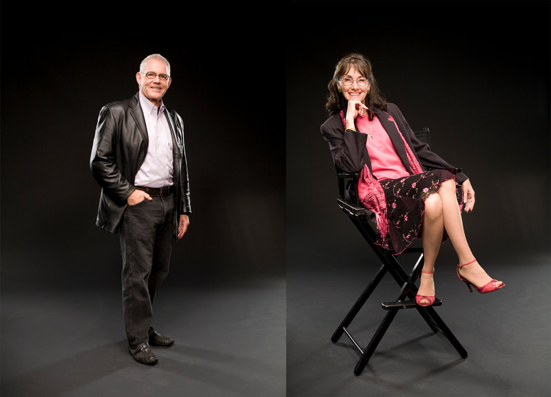 Dean Bob Bassett and Media Arts Chair, Professor Janell Shearer, To Retire This Summer