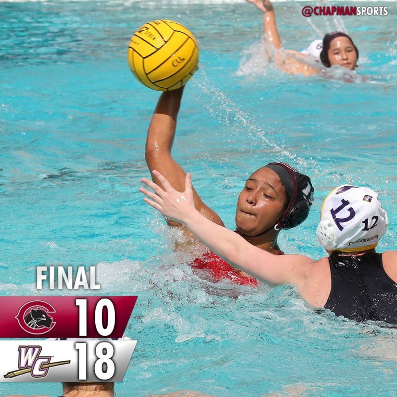 Panthers are back in action on Saturday against Brown. #ChapmanU https://t.co/R0ViFCSvSt