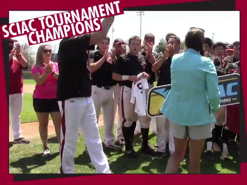 RT @ChapmanSports: BACK TO BACK! Champions of the SCIAC again! #d3b #weCUpanthers👀 #ChapmanU https://t.co/rkKhVmybZQ