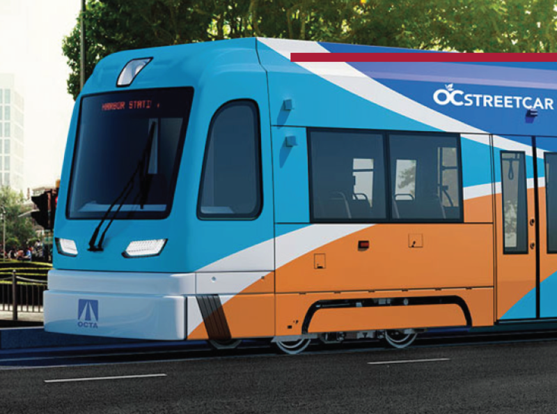 Chapman's OC Survey Shows Support for Local Transit