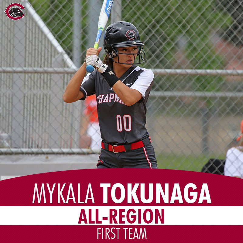 Double 0 takes a spot on the NFCA All-West Region First Team! #weCUmykala👀 #ChapmanU https://t.co/BztquvcS1A