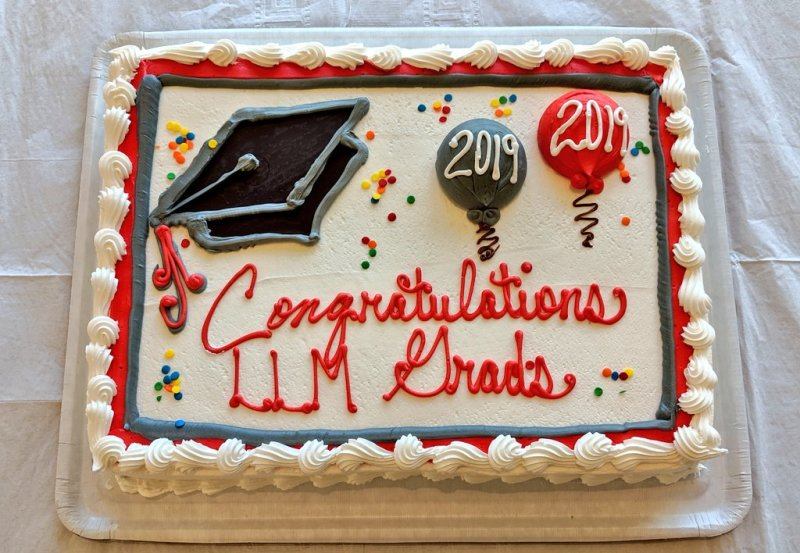 Celebrating our LL.M. graduates! https://t.co/Fq2vTky20p