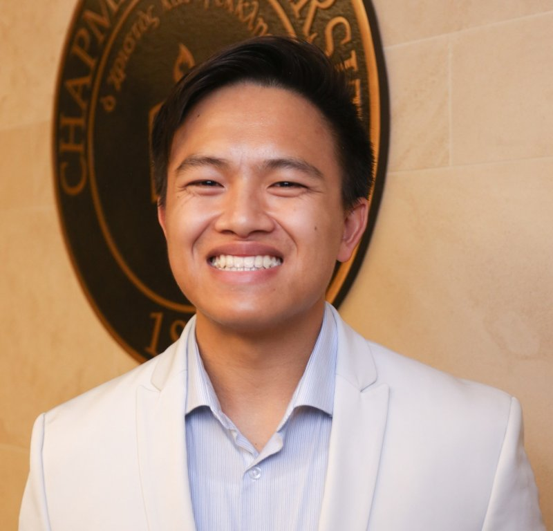Alumni interview featuring Dr. Michael Phan ('18)
