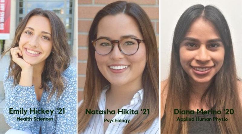 Meet the Undergraduate Peer Advisors