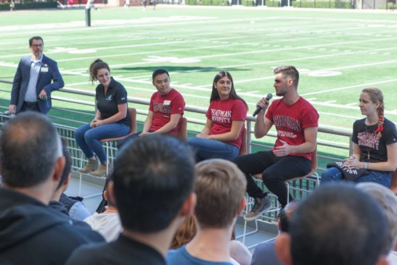 5 Tips for Getting the Most Out of Your College Visit During Discover Chapman Day