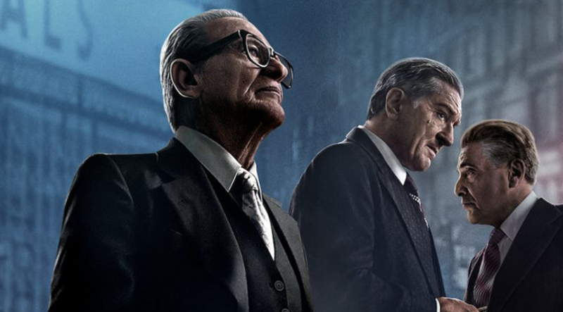 Special Screening: Martin Scorsese's THE IRISHMAN