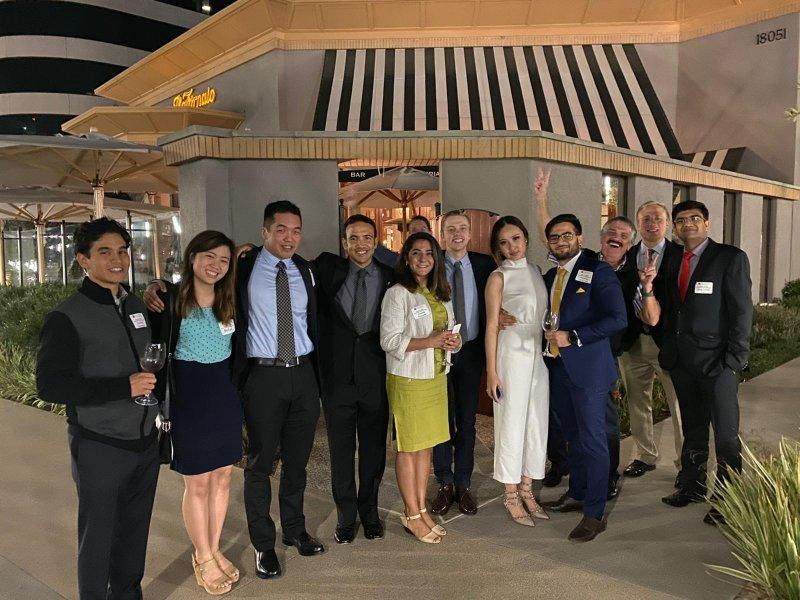 2019 MBA Mentor Program Kickoff