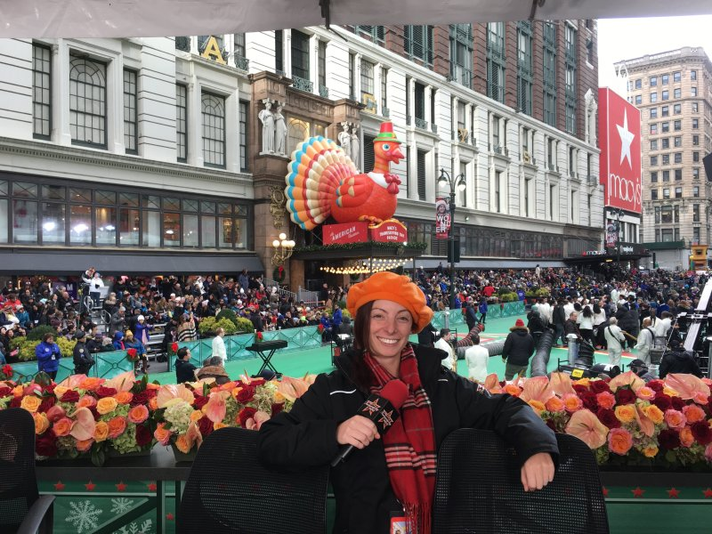 Iconic Macy's Thanksgiving Day Parade Goes Off Without A Hitch