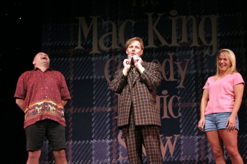 The Mac King Comedy Magic Show 💫🎩 Comes to Musco Center on Sat, February 8 - https://t.co/OOgf7RAMbH https://t.co/HhwwRdM8u8