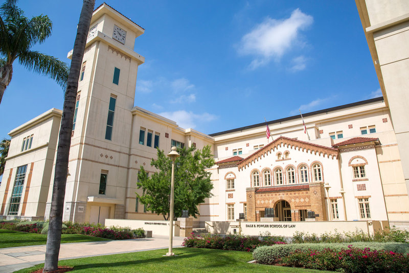 Chapman Law sees largest gains in LSAT and GPA of all U.S. law schools