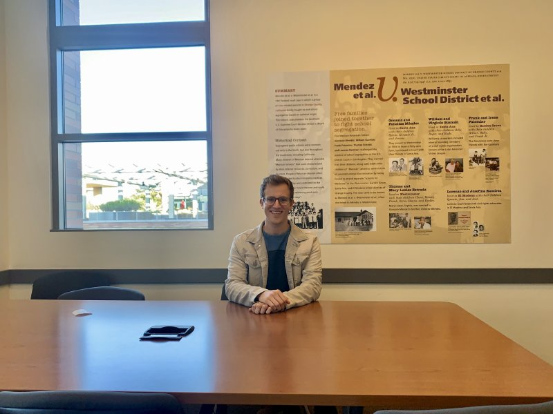 Exploring the Library: Mendez v. Westminster Study Room