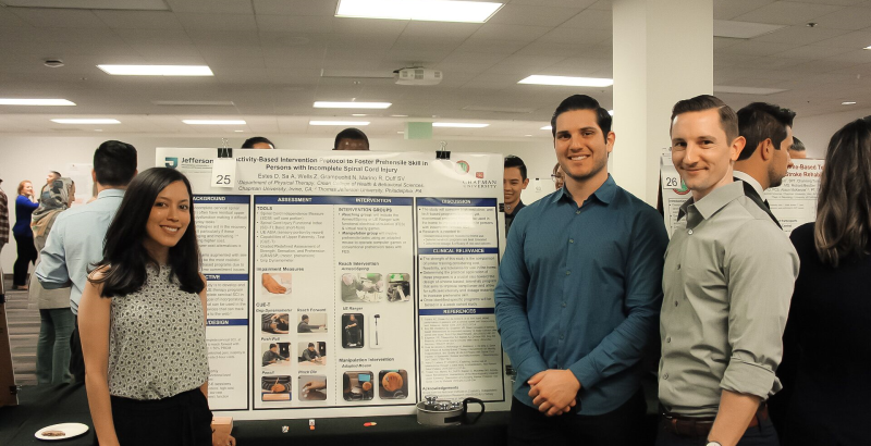 Showcase your graduate student research
