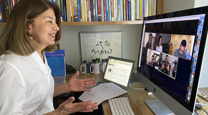 Chapman's Kathleen Muth Reading Center Offers Remote Tutoring to OC Families
