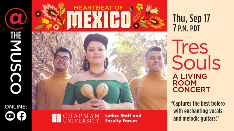 Tres Souls: Live from Home this Thursday at 7p.m. PDT 🎊 #heartbeatofmexico - https://t.co/XhObY6C98H https://t.co/sV1ekyj3S8