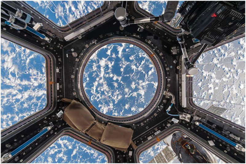 The International Space Station Archaeological Project
