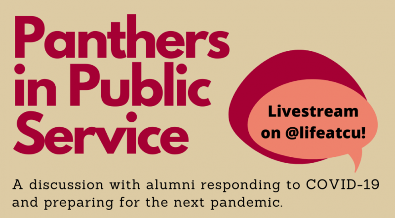 Panthers in Public Service