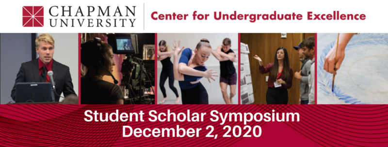 Join us at the Student Scholar Symposium!