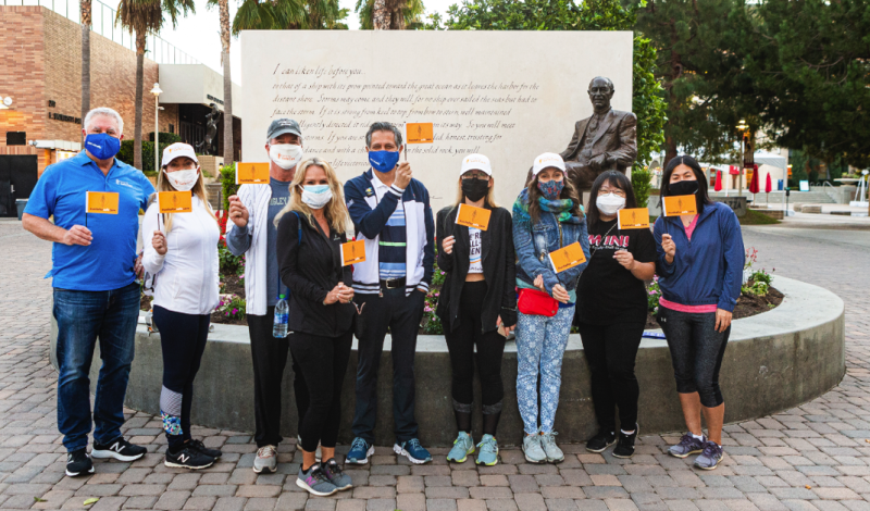 CUSP joins the Patient Safety Movement Foundation's Virtual Walk
