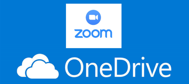 Zoom Recordings copied daily to your Microsoft OneDrive