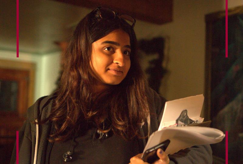 Student Spotlight: Apoorva Sankar