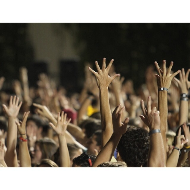 Photo: Raise your hand if you can't wait for Orientation next week! Class ...