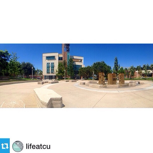 Photo: The Piazza will not be empty for long... Next week, it will host th...