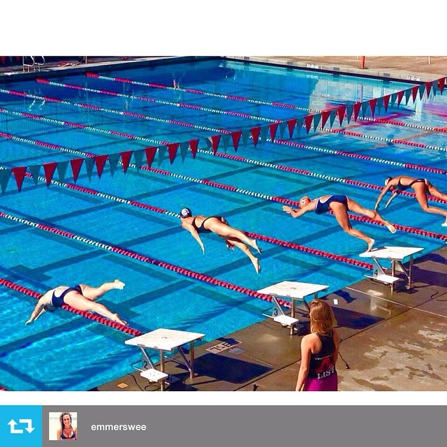 Photo: Our athletes are diving into the 2014/2015 season. Good luck, Panth...