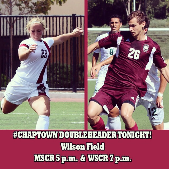 Photo: Get to Wilson Field tonight Panther Nation! #d3soccer