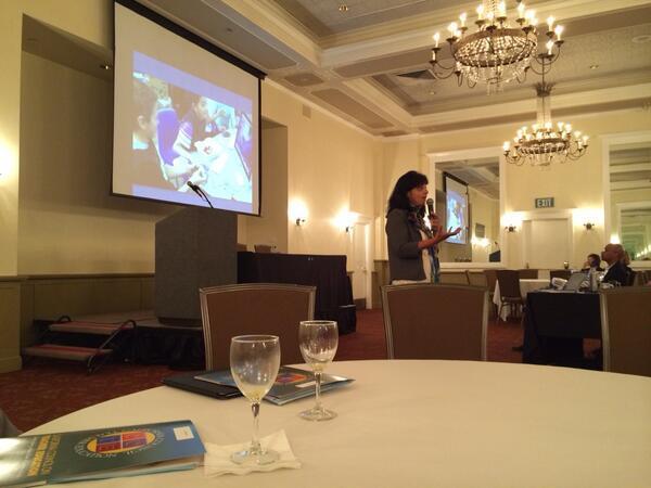 Photo: RT @CCTE_Tech: Sheena @sheena1010 shares how her Ss code during the...