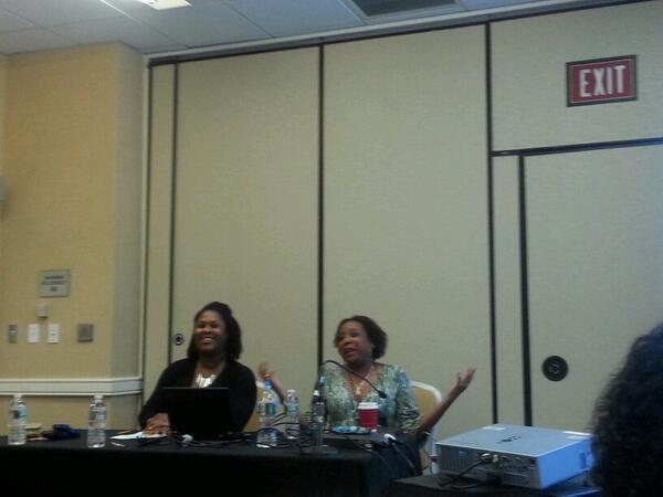 """Photo: RT @Scholars4Change: Career Trajectories for Academic Women """"You Ha..."""