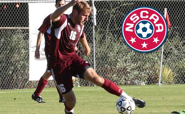 Photo: @bostonkimmel earns NSCAA All-Region honors for the first time http...