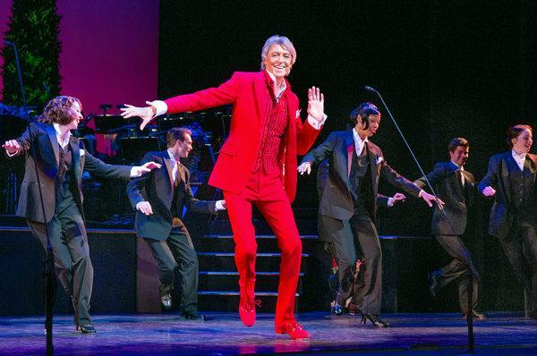 Photo: RT @LADForg: Happy bday @tommytuneinc, still dancing at 75. #tap #B...