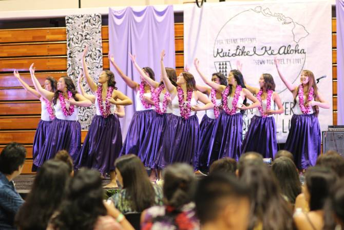 Photo: Pua'ikeana Presents Lu'au 2015: KA ...