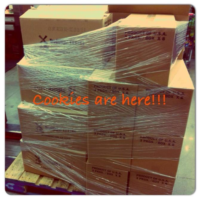 Photo: Are you ready for finals? We are ... #open247 #finalsweek #cookiesa...