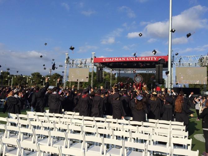 Photo: Advice from Graduation!
