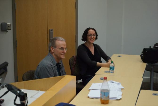 Photo: Alum Rebecca Kirsch Talks About Writing For TV