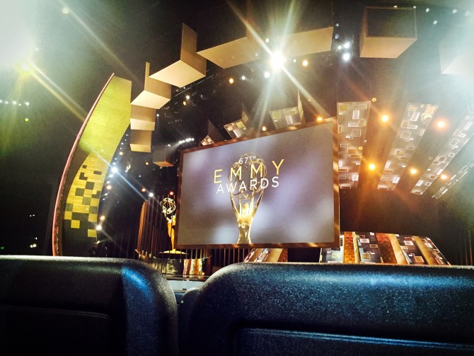 Photo: Visit To The Emmys Helps Class Learn About Awar...