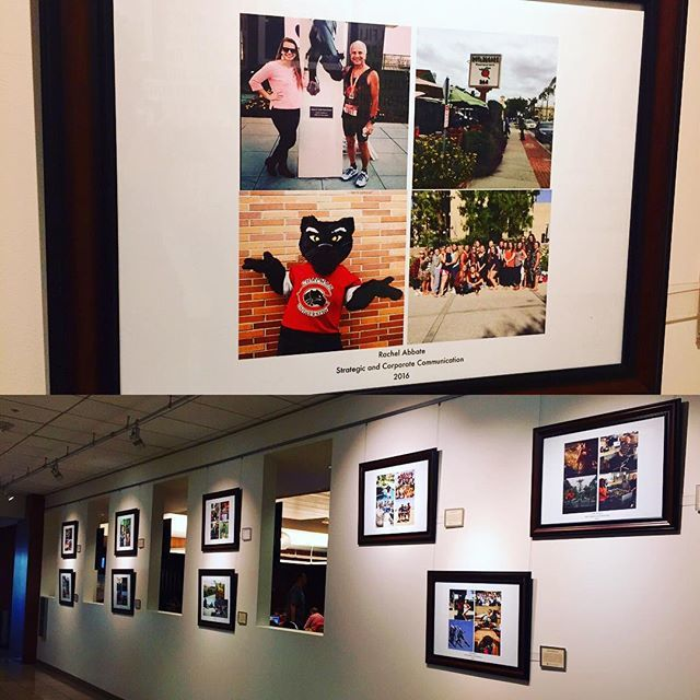 Photo: Have you seen the @ChapmanUFamily exhibit in the Student Union? Che...