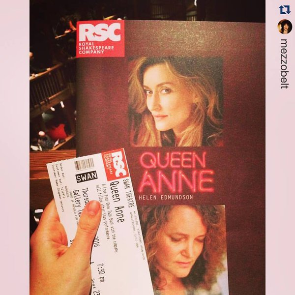 Photo: The @ChapmanU #LondonTheatreTour group takes in 10 different shows,...