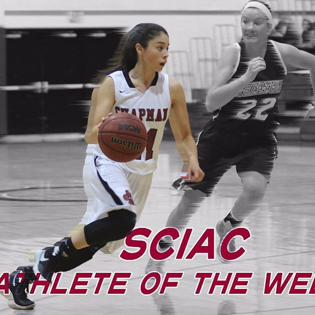 Photo: For the 2nd week in a row, the Panthers pulled in #theSCIAC Athlete...