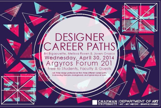 Photo: 4th Annual Designer Career Paths