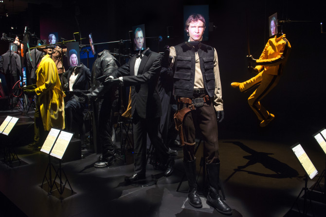 Photo: Hollywood Costumes Show the Importance of Produ...